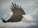 The Eagle Painting