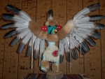 Eagle Dancer With Fur