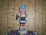 Morning Singer Kachina With Gray Leggings