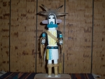 Corn dancer kachina