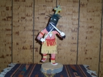Apache Crown Dancer With Cross Crown