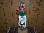 Wakas or Cow Kachina Looking Up