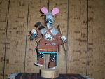 Mouse With Hatchet