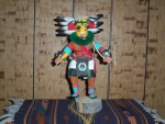 Hololo or Moon Kachina With Bow